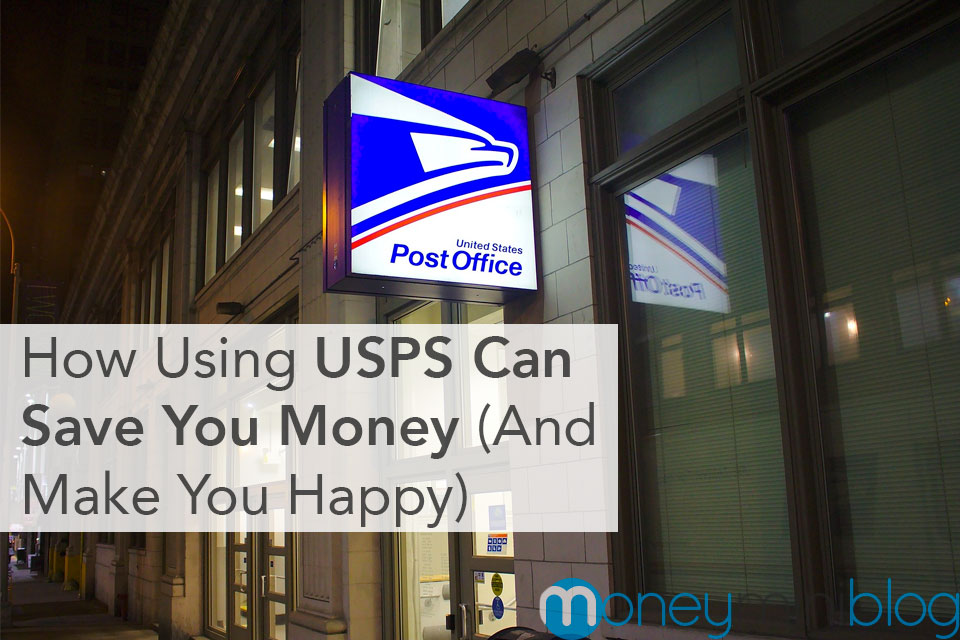 How Using USPS Can Save You Money (And Make You Happy)