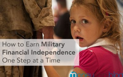 How to Earn Military Financial Independence One Step at a Time
