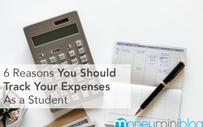 6 Reasons You Should Track Your Expenses as a Student