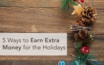 5 Ways to Earn Extra Money for the Holidays
