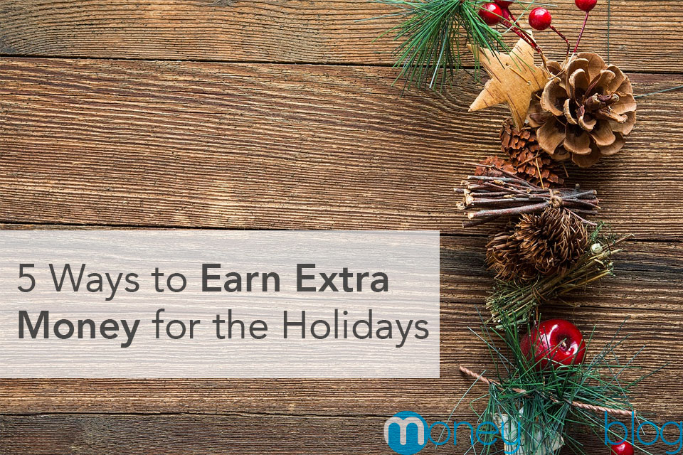 earn money cash holidays presents