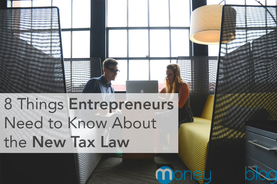 8 Things Entrepreneurs and Freelancers Need to Know About the New Tax Law