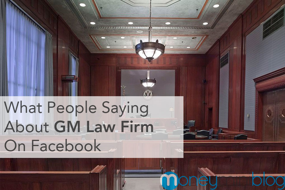What People Saying About GM Law Firm, LLC On Facebook