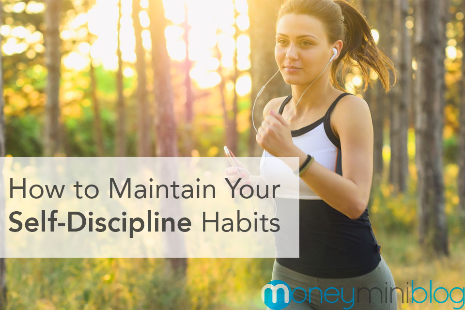 self discipline habits