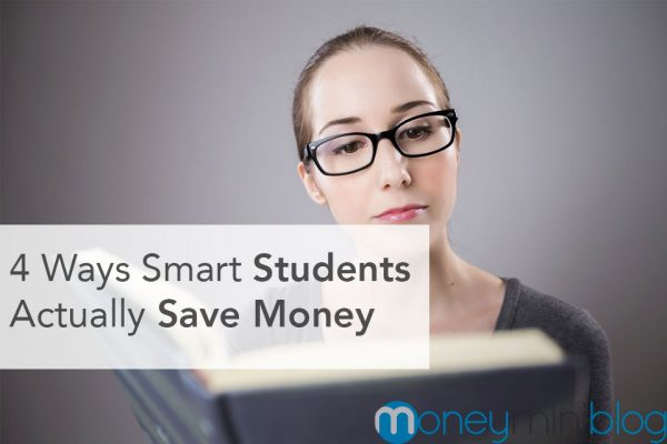 college students save money