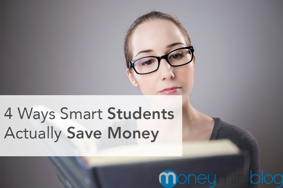 4 Ways Smart Students Actually Save Money