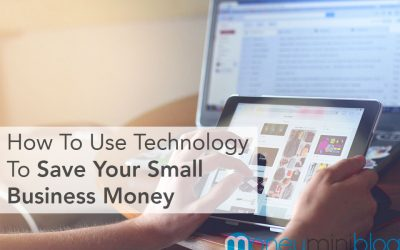 How To Use Technology To Save Your Small Business Money