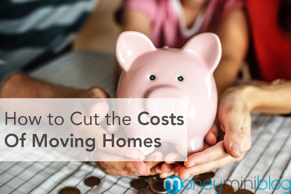 How to Cut the Costs of Moving Homes