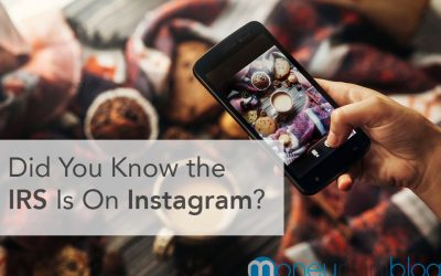 Did You Know the  IRS Is On Instagram?
