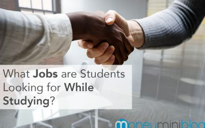 Work While Studying: What Jobs are Students Looking for While Studying?