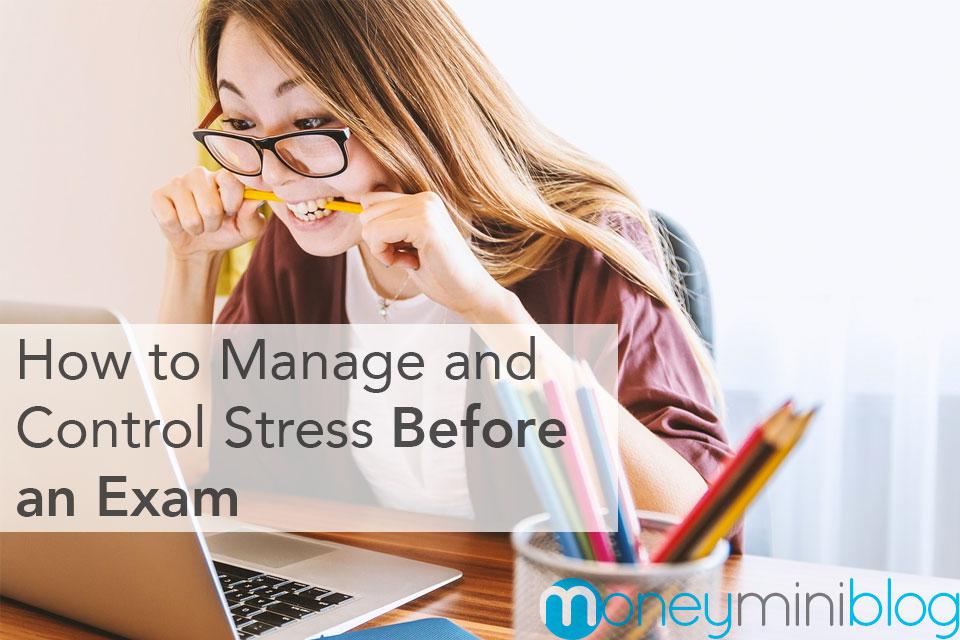 Banner Manage Stress Exam Moneyminiblog