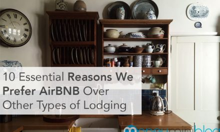 10 Essential Reasons We Prefer AirBNB Over Hotels (And Any Other Type of Lodging)