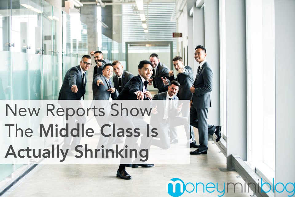 middle class shrinking