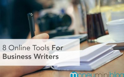 8 Online Tools For Business Writers