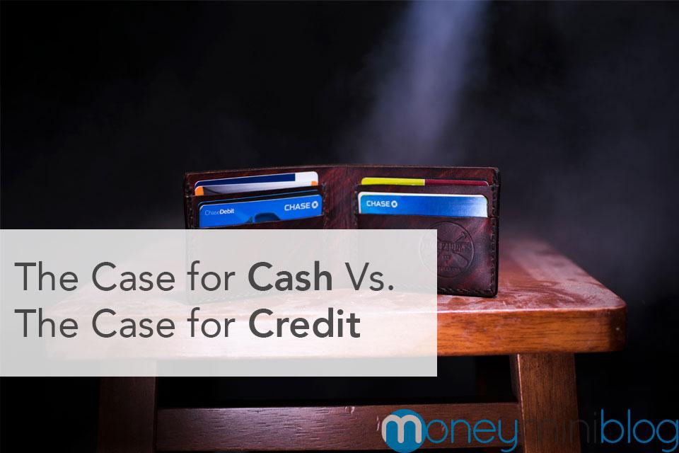 case for cash credit cards