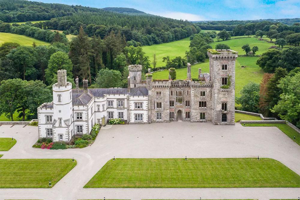 airbnb castle ireland