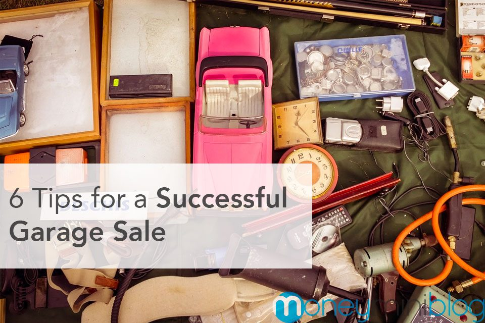 6 Tips for a Successful Garage Sale