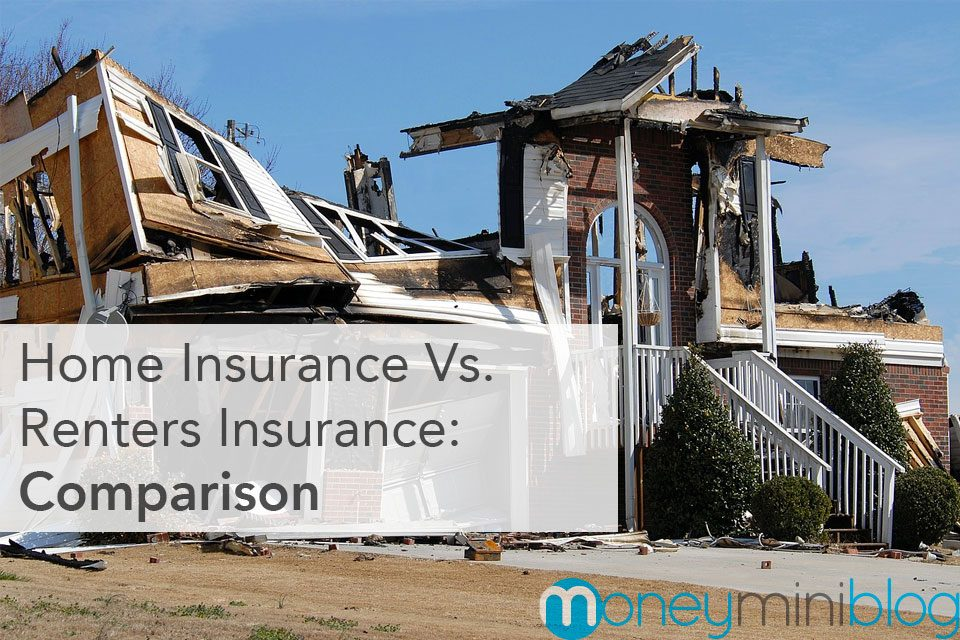 Home Renters Insurance >> Home Insurance Vs Renters Insurance A Comprehensive Comparison
