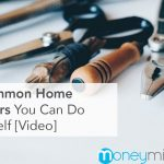 home repairs you do yourself