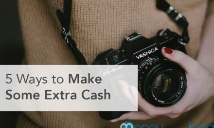 5 Ways to Make Some Extra Cash