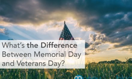What's the Difference Between Memorial Day and Veterans Day?