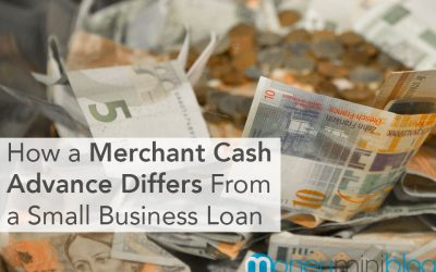 How a Merchant Cash Advance Differs From a Small Business Loan