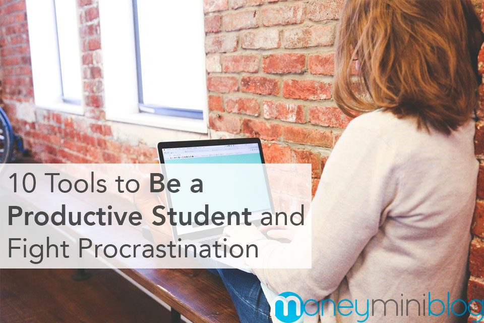 10 Tools to Be a Productive Student and Fight Procrastination