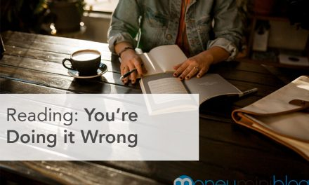 Reading: You're Doing it Wrong