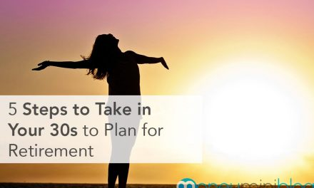 5 Steps to Take in Your 30s to Plan for Retirement