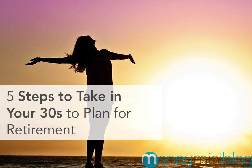 steps to retirement in 30s