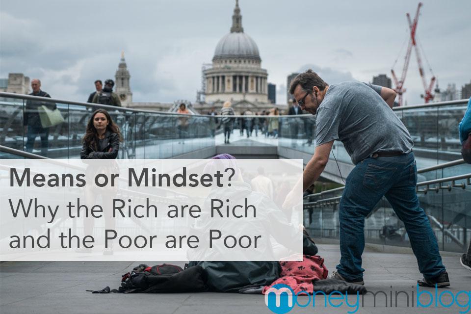 rich poor mindset