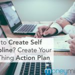 self discipline action plan create