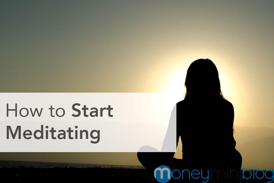 meditation habit practice getting started