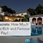 Tax Secrets: How Much Do the Rich and Famous Really Pay?