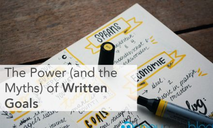 The Power (and the Myths) of Written Goals