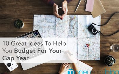 10 Great Ideas To Help You Budget For Your Gap Year