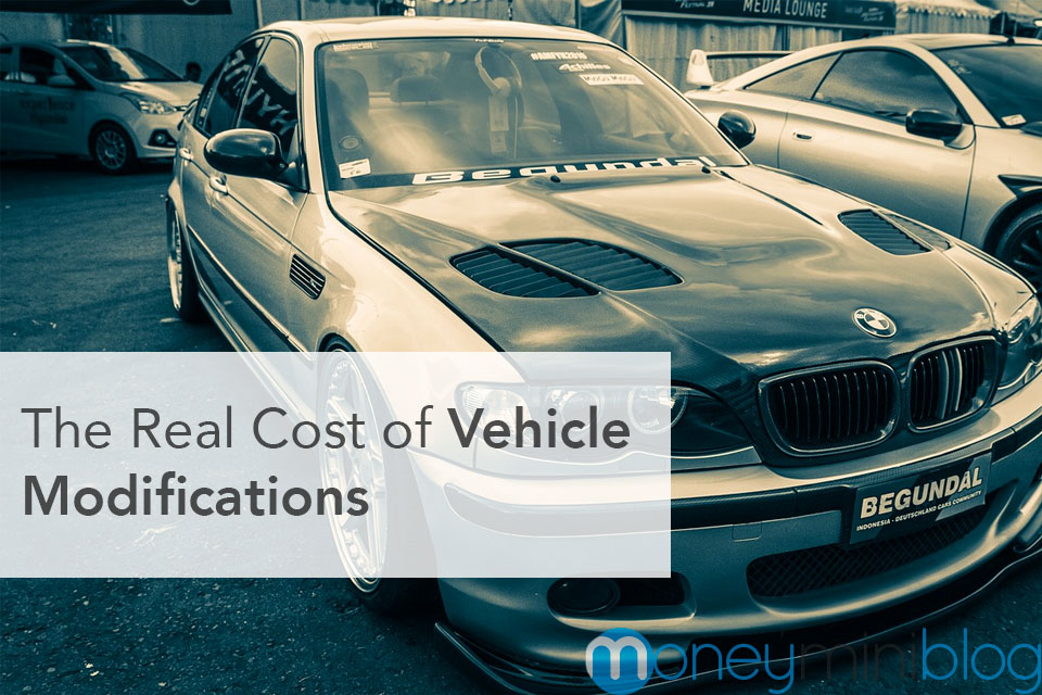 cost vehicle modifications mods