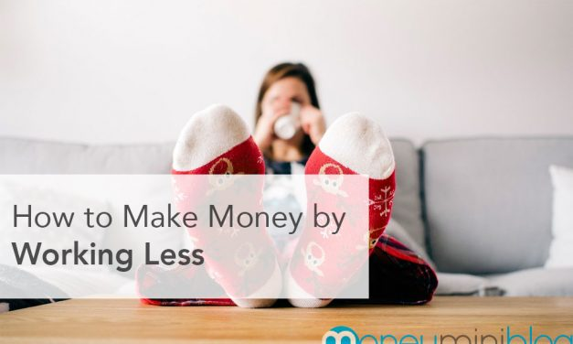Profit and Free Time: How to Make Money by Working Less