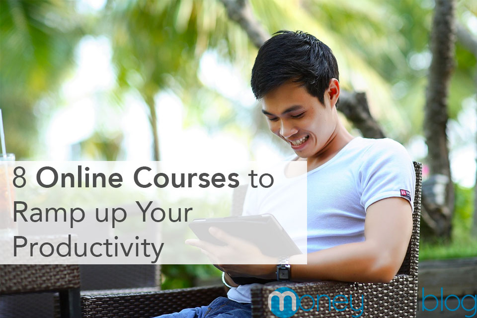 8 Online Courses to Ramp up Your Productivity