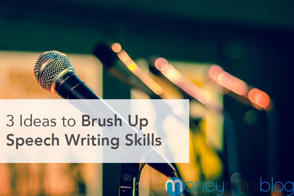 speech writing skills