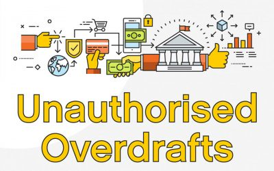 Unauthorised Overdrafts: Everything You Need to Know [Infographic]
