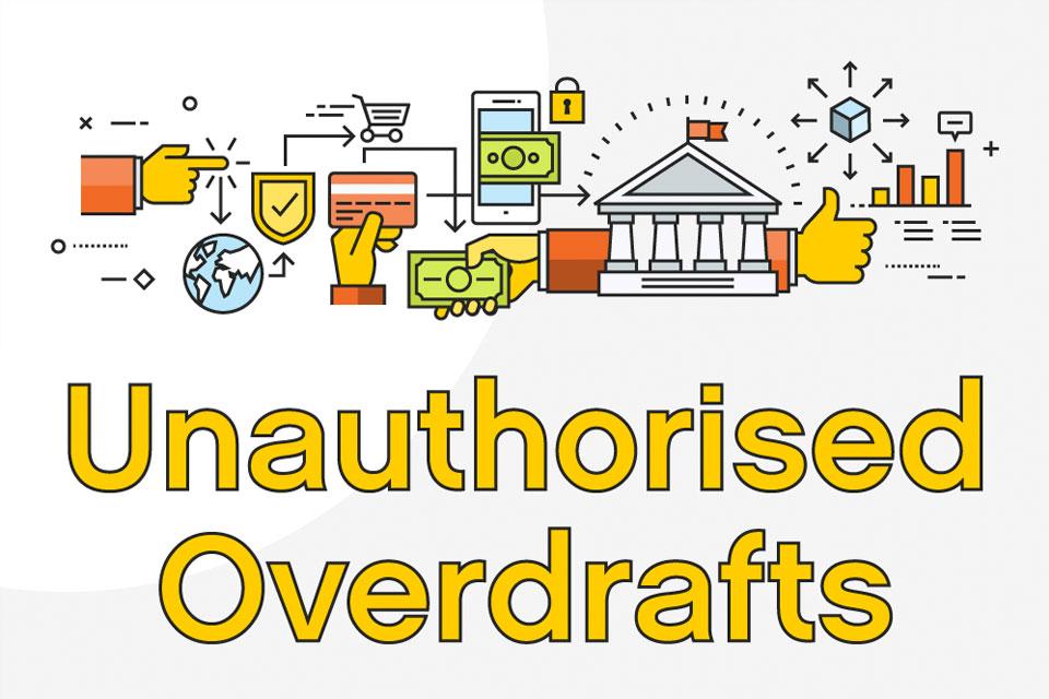 unauthorised overdraft charges