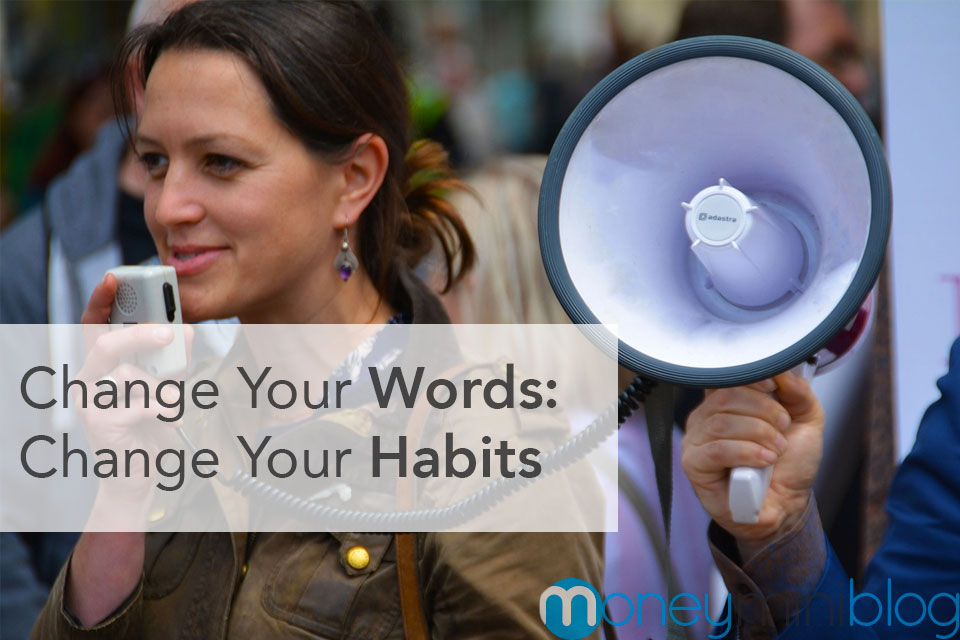 change words habits