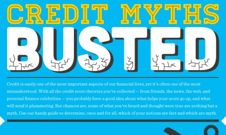 10 Credit Myths Busted [Infographic]