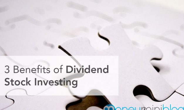 3 Benefits of Dividend Stock Investing