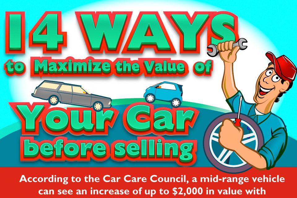 maximize car value
