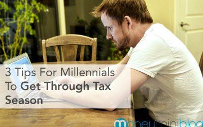 3 Tips For Millennials To Get Through Tax Season