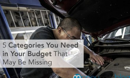5 Categories You Need in Your Budget That May Be Missing