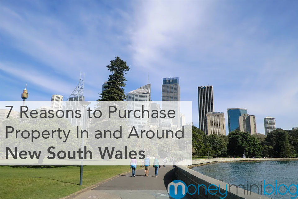 new south wales real estate