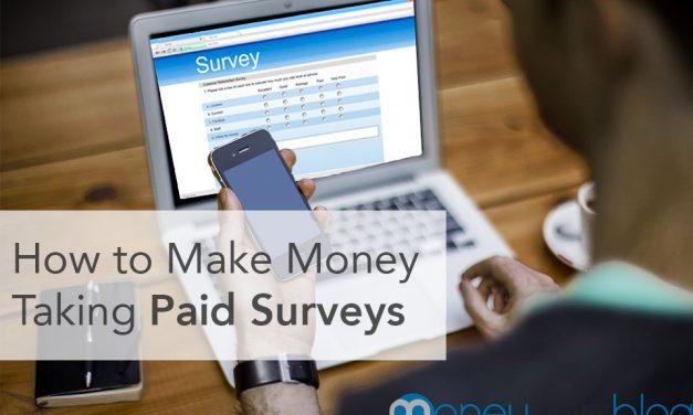 How to Make Money Taking Paid Surveys
